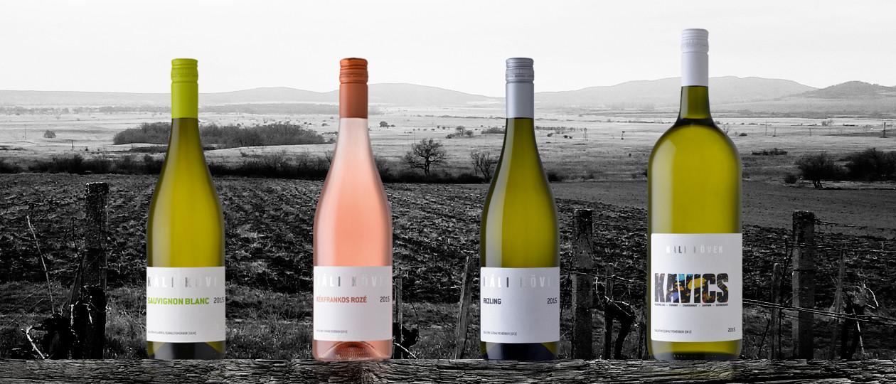 Az idei év első bora után itt a második, a harmadik és a negyedik is
