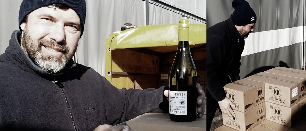 Az év első bora