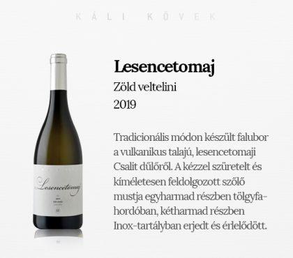 (Magyar) Lesencetomaj